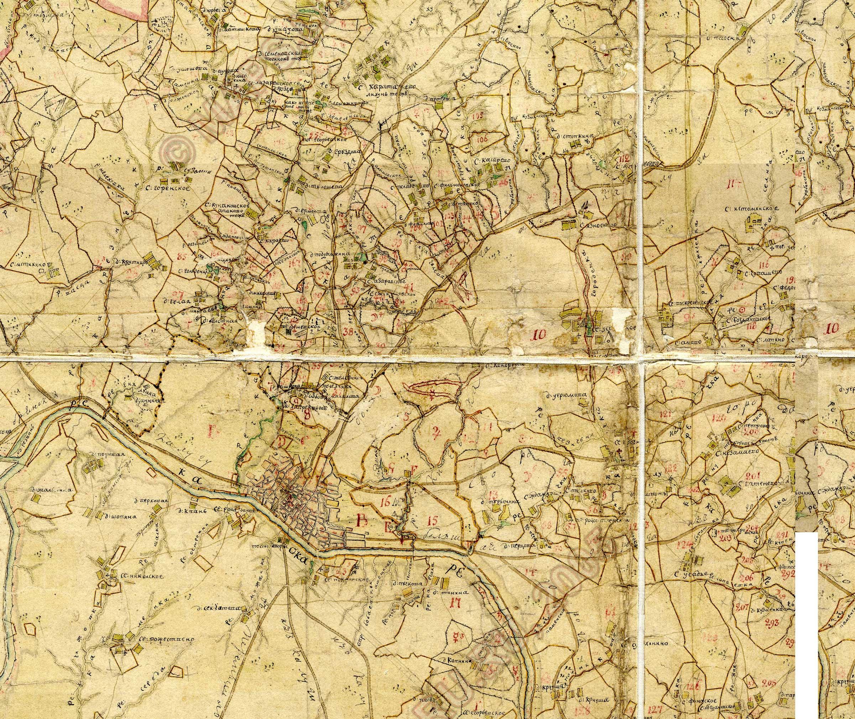 Старые карты для кладоискателей.