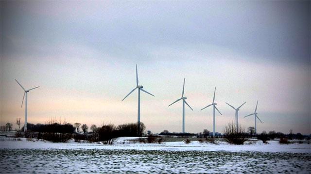 Германия.ветряки